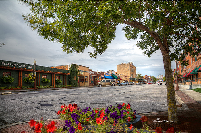 Photo of downtown Shakopee