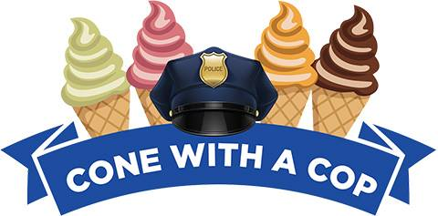 Cone With A Cop
