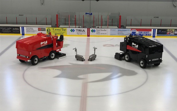 Ice Arena Surfacers
