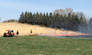 SMSC planning prescribed burns this spring