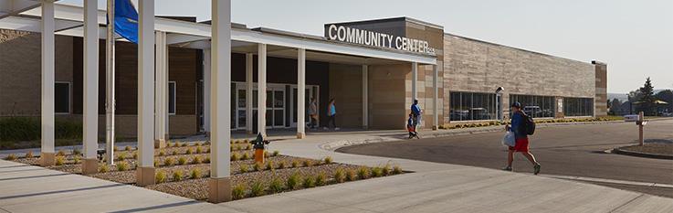 Shakopee Community Center City Of Shakopee