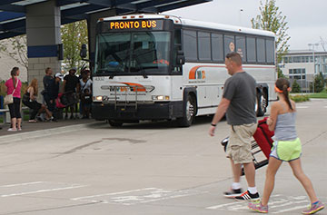 Ride the bus to the Minnesota State Fair   Latest News