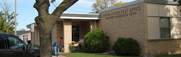 Shakopee Post Office