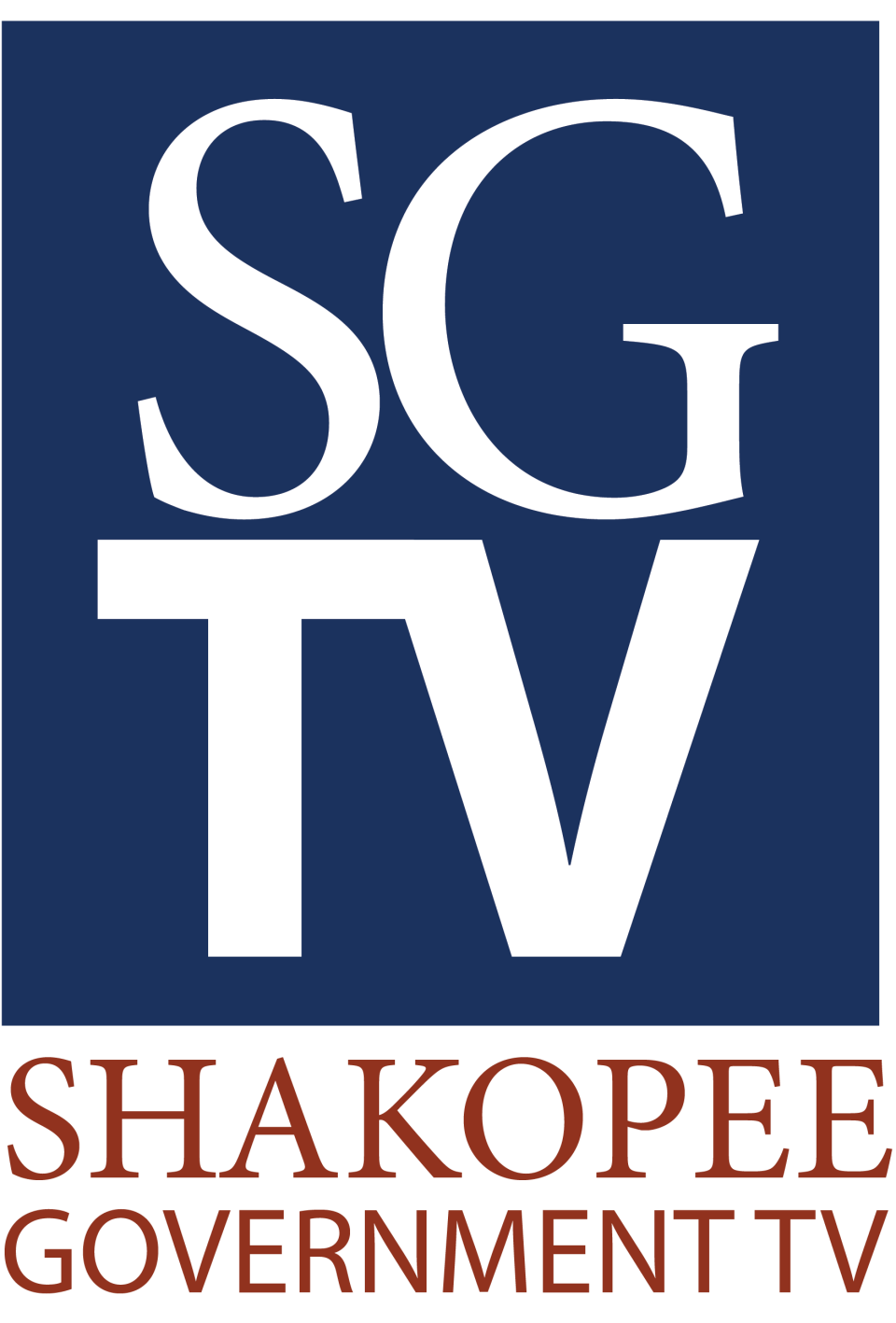 Shakopee Government TV logo