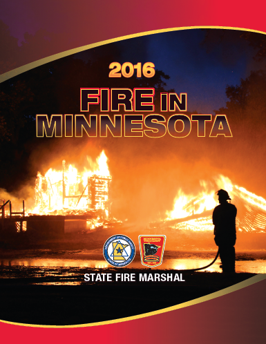 2016 Fire in Minnesota Cover
