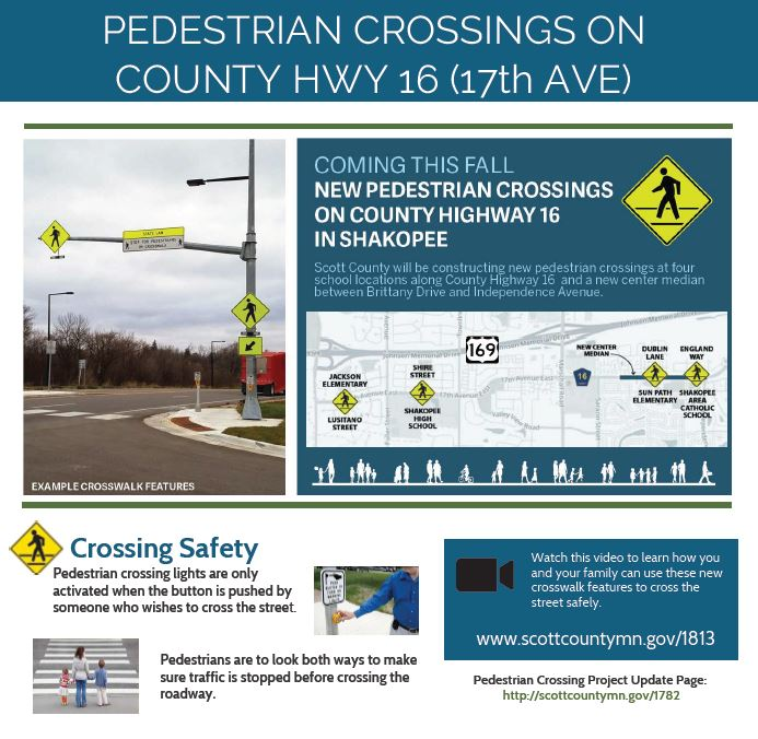 Ped Crossing Flyer