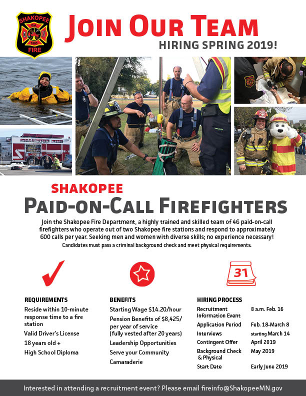 Firefighter Hiring 2019