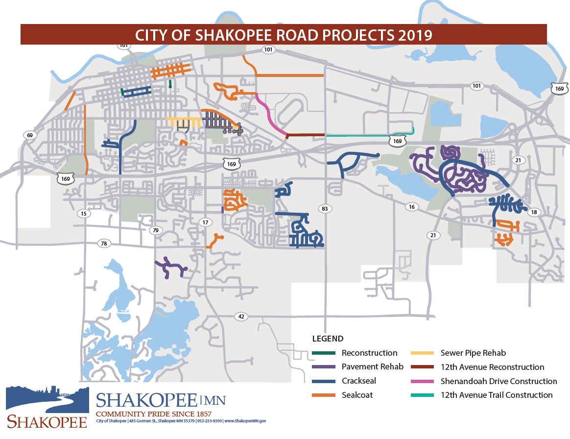 Current Projects | City of Shako on interstate 95 road map, interstate 81 road map, i-80 road map, interstate 10 road map, i-75 road map, interstate 40 road map, interstate 80 road map, i-65 road map, interstate 15 road map, us 30 road map, i-44 road map, i-90 road map, i 94 road map, i-49 road map,