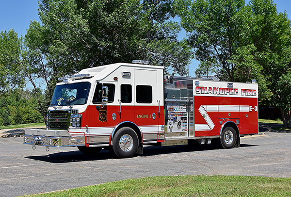Fire Engine Truck