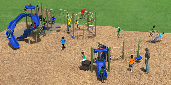 Holmes playground replacement to start July 20