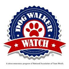Dog Walker Watch Logo